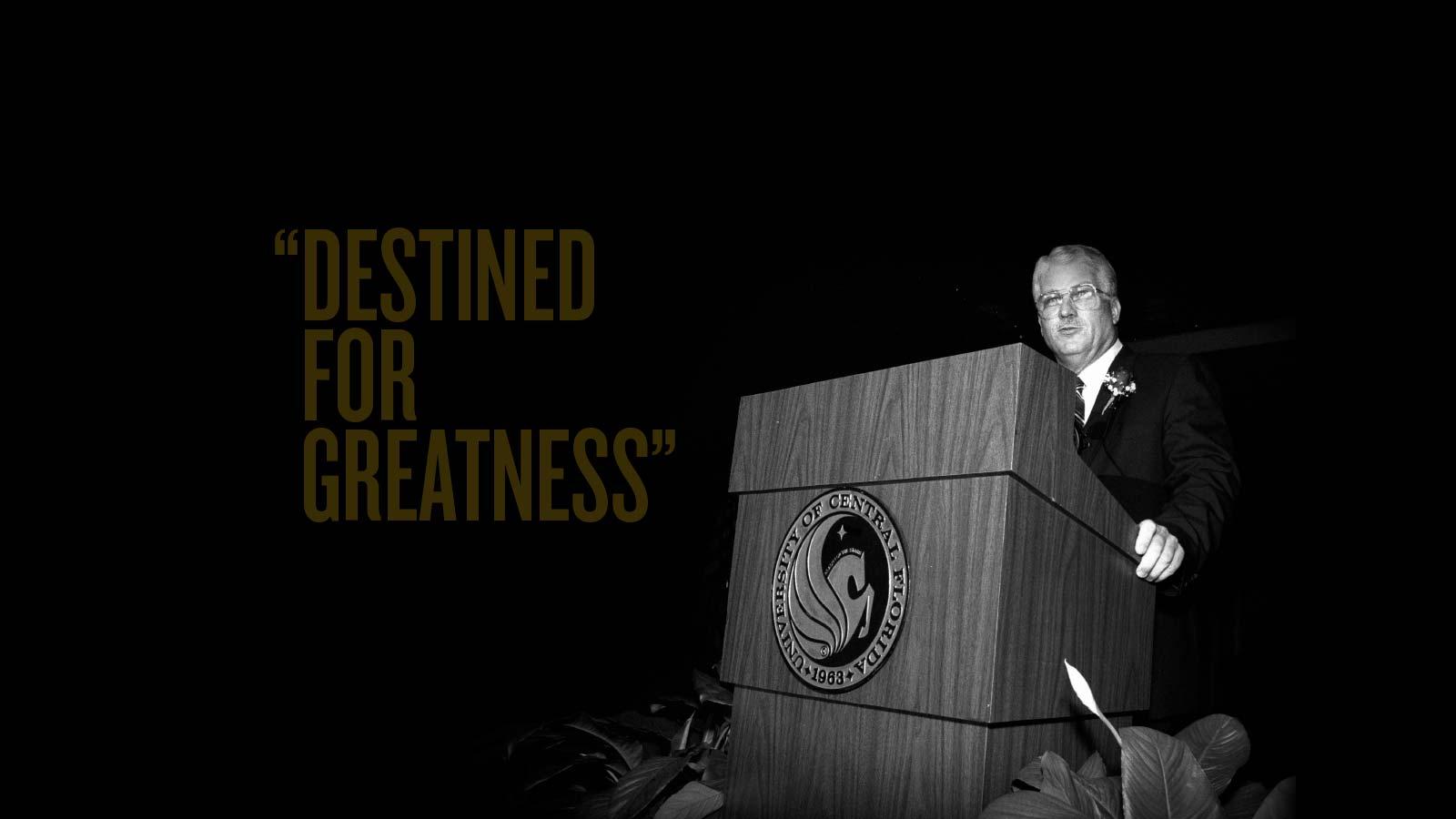 President John C. Hitt's Inaugural Address