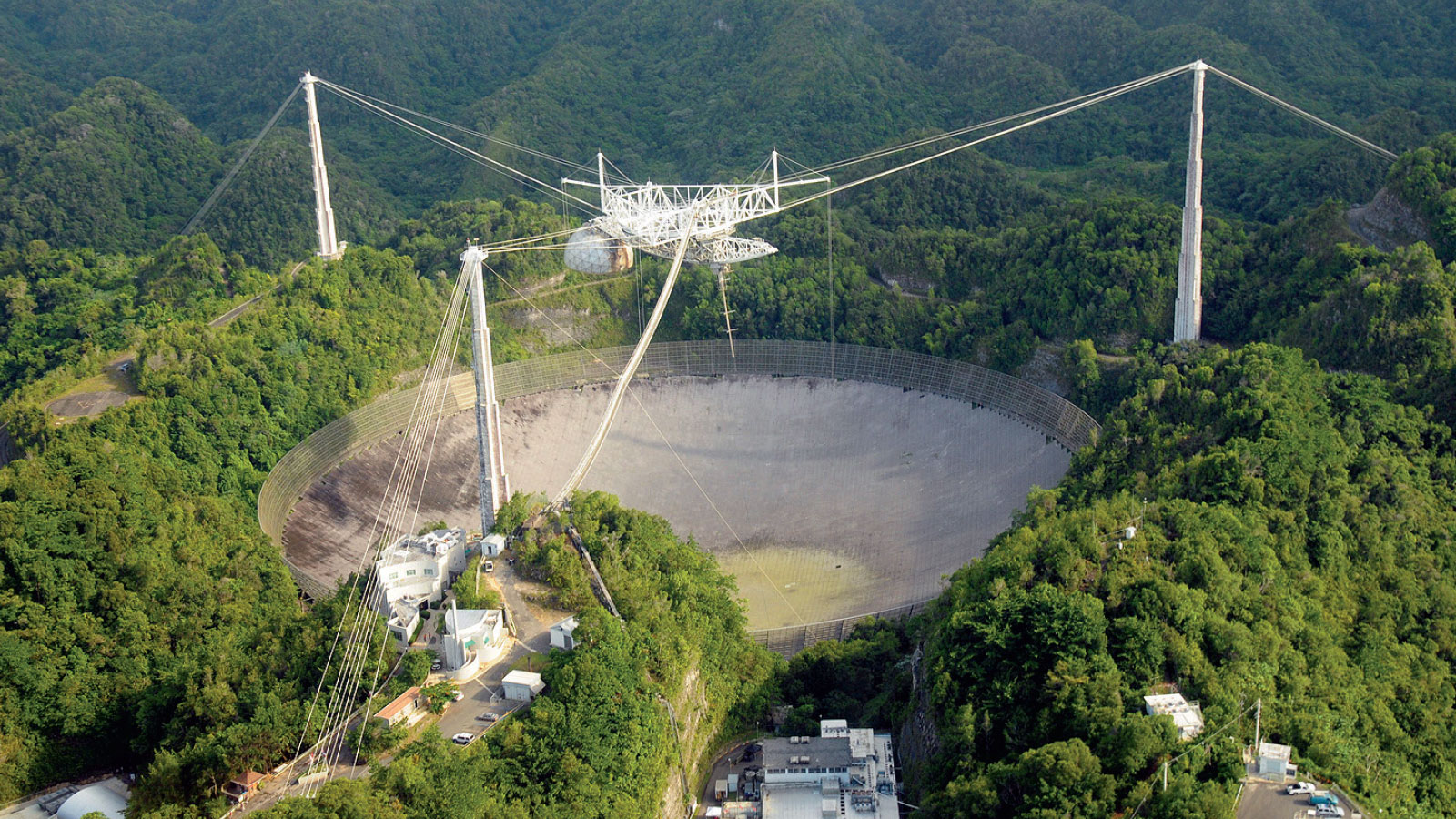 Expanded Views from the UCF-managed Arecibo Observatory