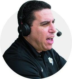 Marc Daniels - UCF football announcer
