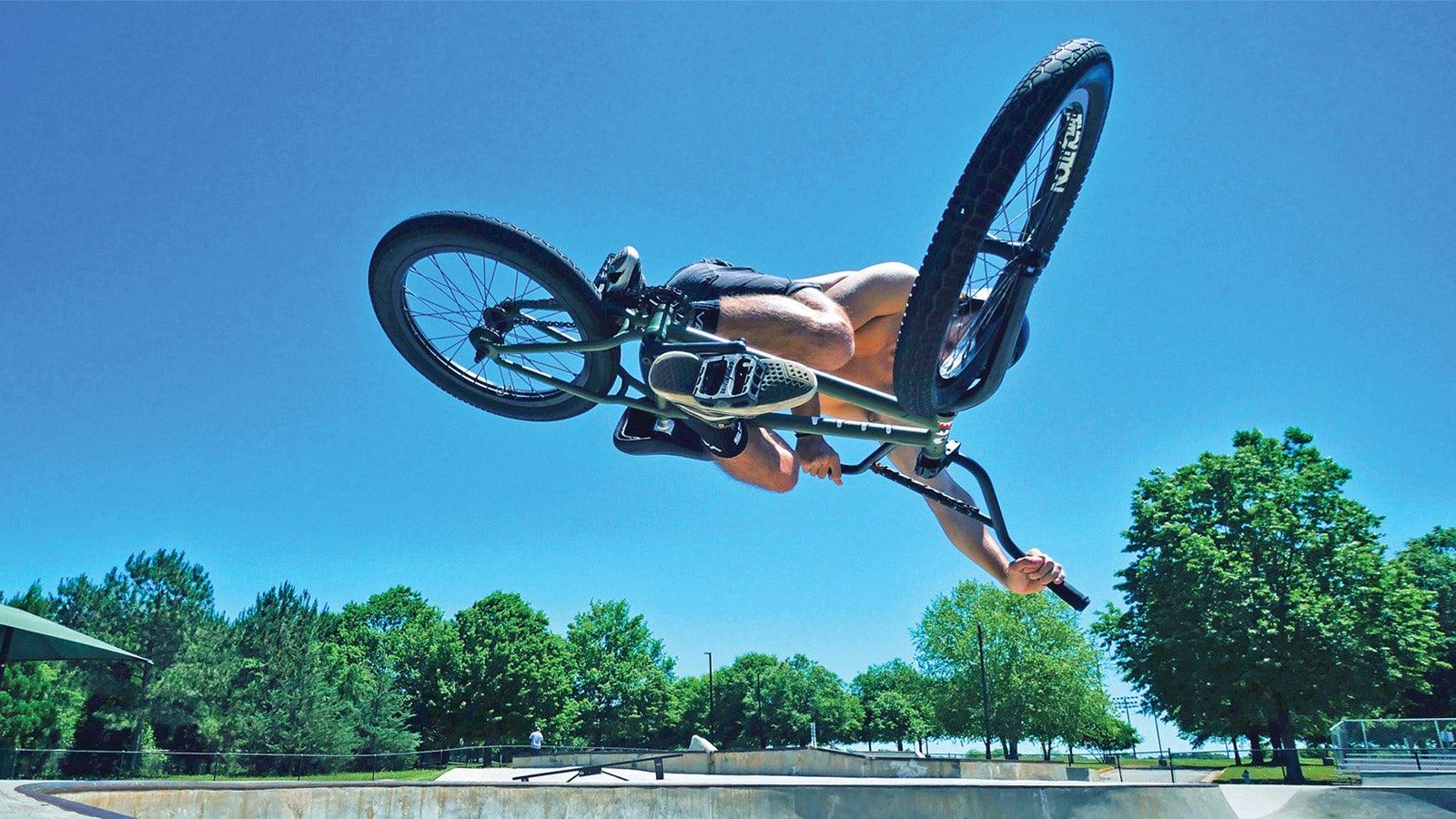 UCF Grad Travels the World to Pursue BMX Passion
