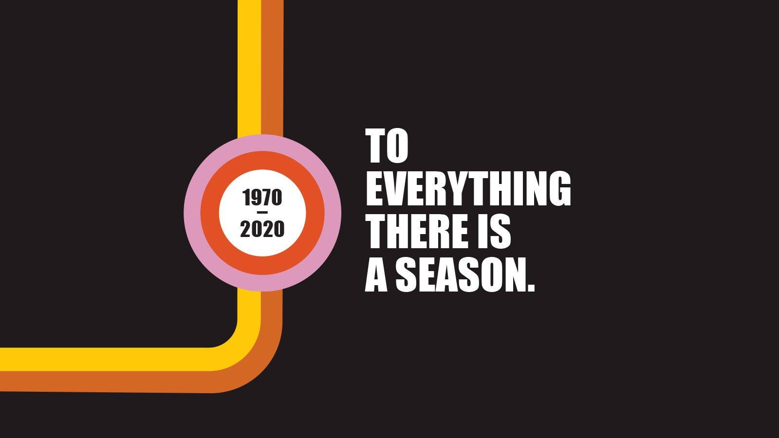 Still Turning: 1970 - 2020
