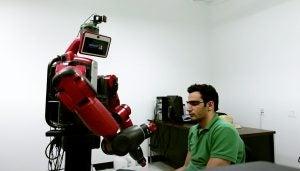 UCF assistive robot