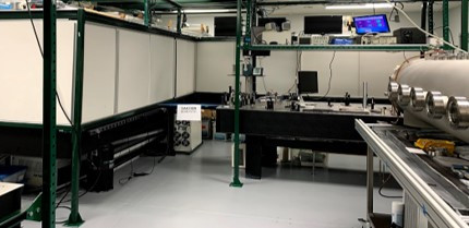High Power Ultrafast Laser Propagation & Interaction Facility