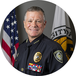 ucf chief of police