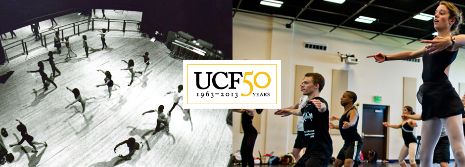UCF50 Now And Then: Dancers