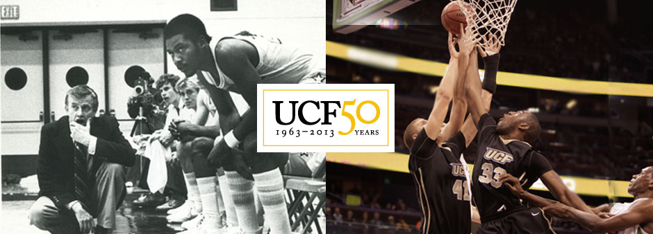 UCF50 Now And Then: Basketball
