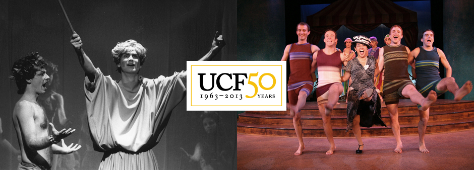 UCF50 Now And Then: Theater