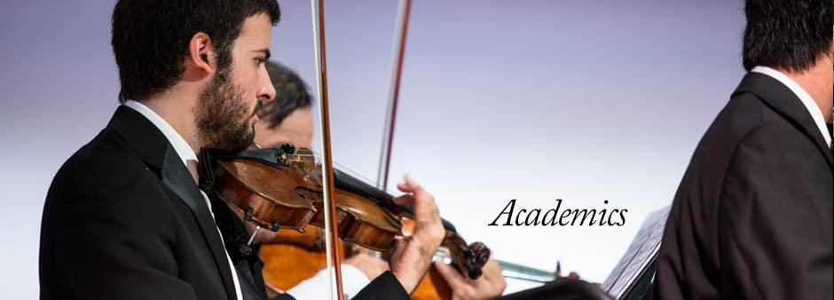Academics_Orchestra Violin