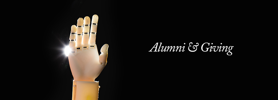 Alumni & Giving - Once a Knight, always a Knight