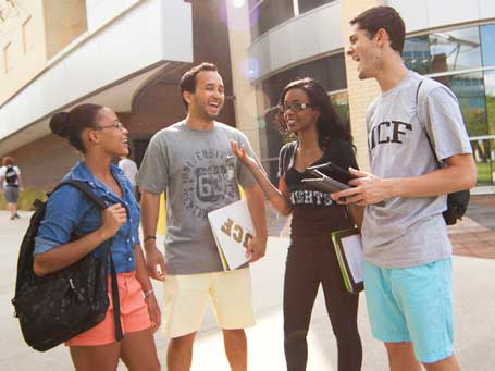 Transfer to the University of Central Florida - Complete your Bachelors Degree