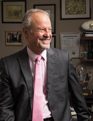 Richard E. Lapchick - Eminent Scholar, Endowed Chair & Director of the University of Central Florida Sport Business Management Program; Vice President/CEO of NCAS; Director of the Institute for Diversity & Ethics in Sport