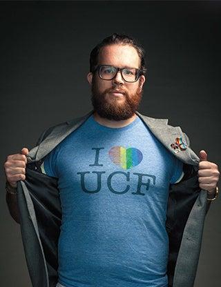 Pegasus Magazine - UCF Graduation Through the Years