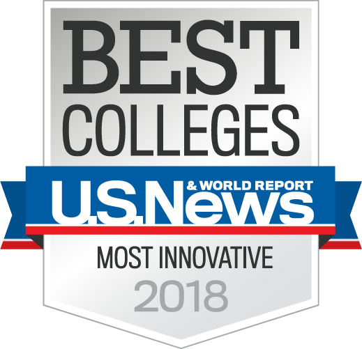 2018 US News college rankings - UCF among the nation's most innovative universities.